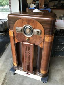 radio---refinished