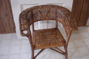 Child's-wicker-chair-repaired